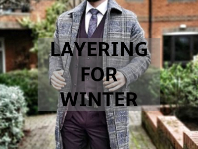 Layering for Winter with Tie Supply